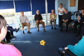 Group ball exercise