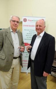 Pos+Ability 5 year Celebration (picture courtesy of Cambridge News)