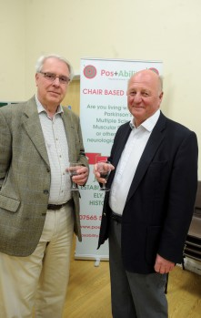 Pos+Ability 5 year Celebration (picture courtesy of Cambridge News)