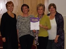 Stroke Association Life After Stroke Award Winners